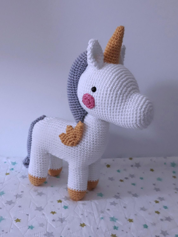 DIY Unicornio amigurumi | Amigurumi patrones gratis, Amigurumi ... | 1500x1125